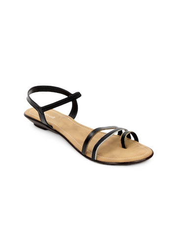 Catwalk Women Black Flats