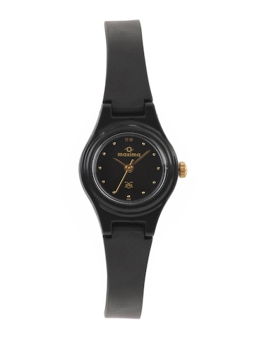 Maxima Women Black Watch