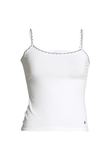 Jockey Women White Camisole