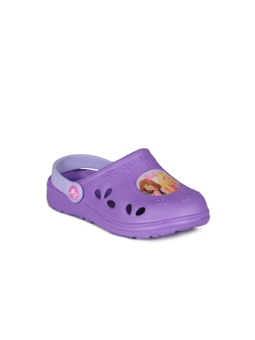 Barbie Girls Purple  Slippers