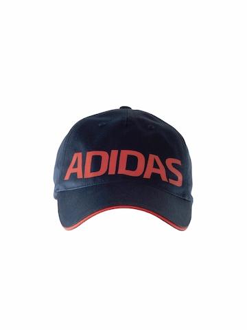 Adidas Unisex Line Age Navy Blue Cap