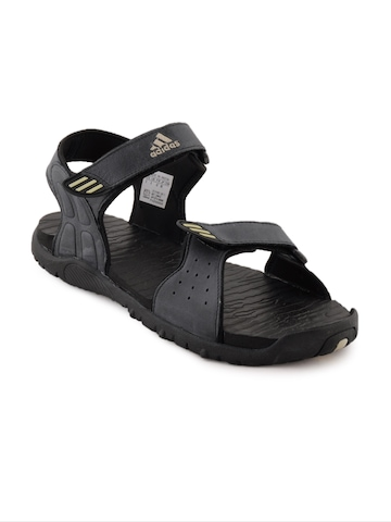 Adidas Men Comanche Black Sandals