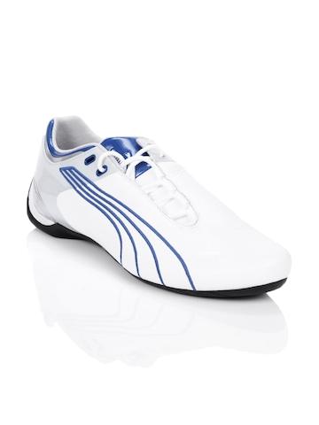 Puma Men Future Cat White Shoes