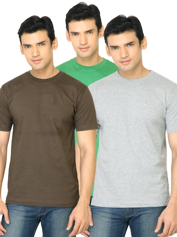 Campbell Men Pack of 3 T-shirts