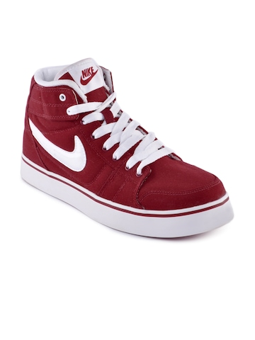 Nike Men Lite Force  Red Casual Shoes