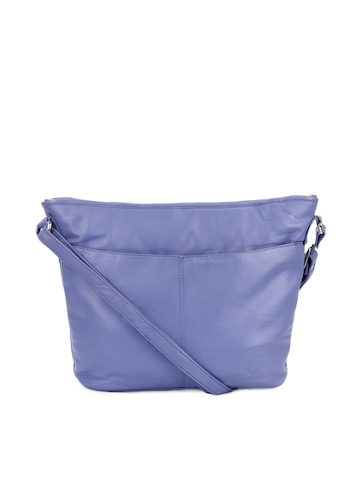 Hidekraft Women Purple Handbag