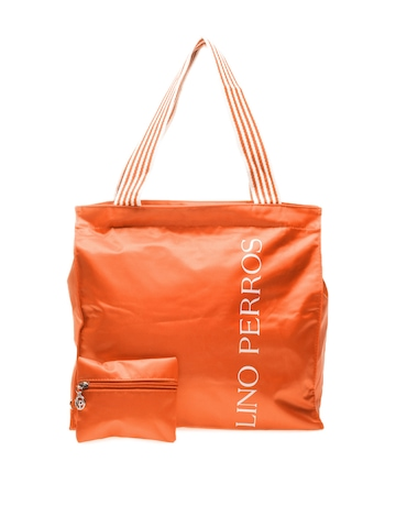 Lino Perros Women Orange Handbag