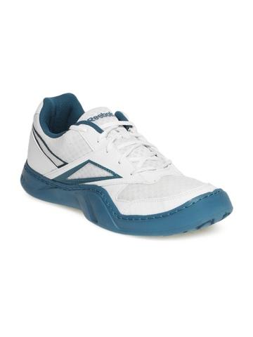 Reebok Men White Gravity Trainer Sports Shoes