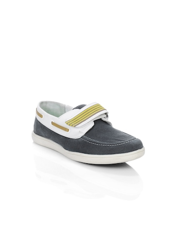 Enroute Teens Blue Shoes