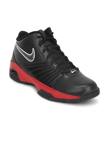 Nike Men Black Air Visi Pro Sports Shoes
