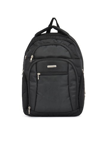 U.S. Polo Assn. Unisex Laptop Black Backpack
