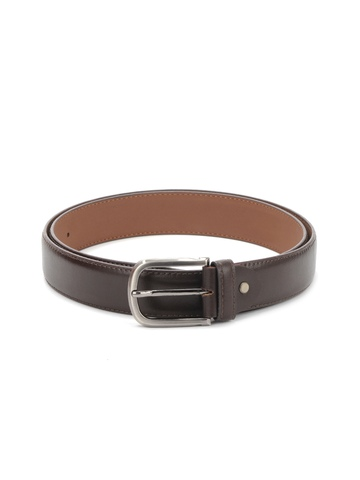 New Hide Men Brown Belt