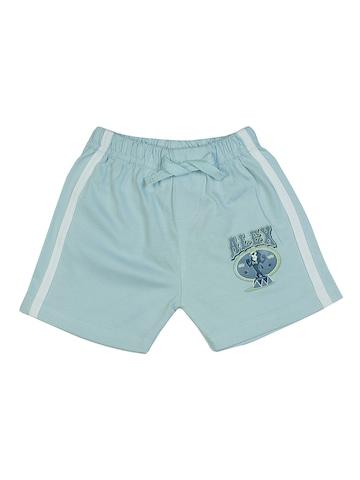 Madagascar3 Infant Boys Light Blue Shorts