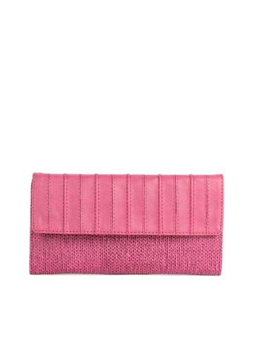 Baggit Women Goofy Jhuti Pink Wallet