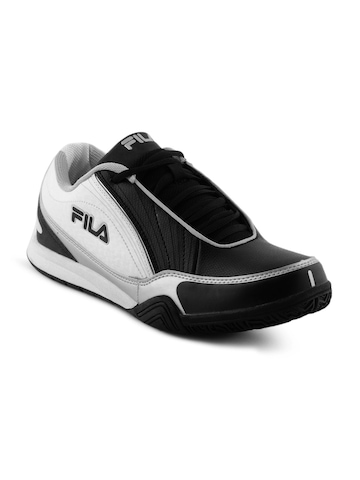 Fila Men Vendata Black Casual Shoes