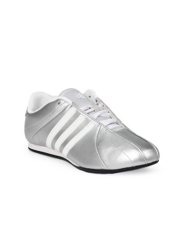 Adidas Women Silver Magique Shoes