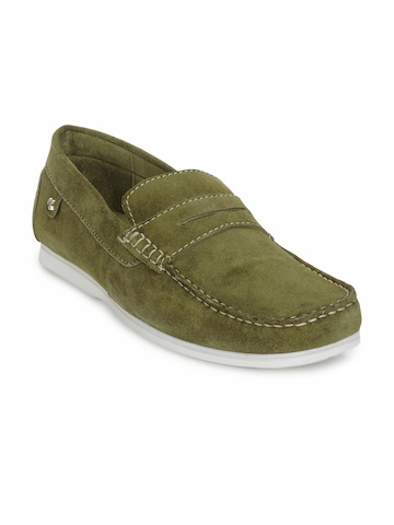 Arrow Men Olive Shoes