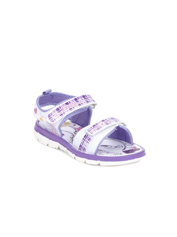 Warner Bros Kids Unisex White sandals