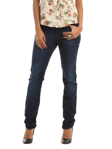 Lee Womens Blue Roxy Fit Jeans