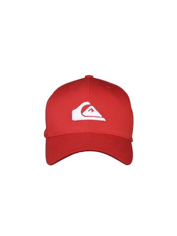 Quiksilver Men Red Firtsy Roundtails Cap