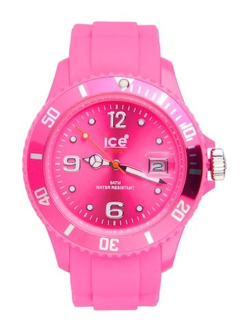 Ice Unisex Sili Pink Watch