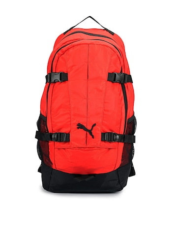 Puma Unisex Red Grit Backpack