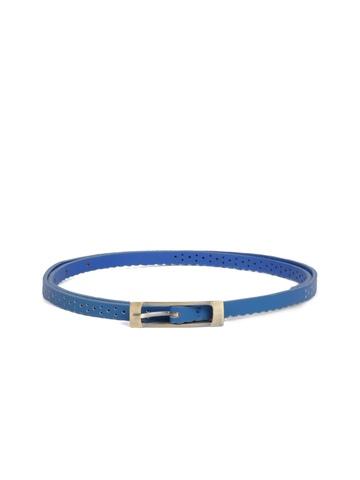 Pieces Women Blue Belt