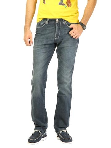 Wrangler Men Blue Millard Jeans