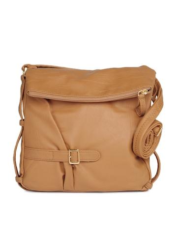 Baggit Women Mustard Selection Hunt Sling Bag