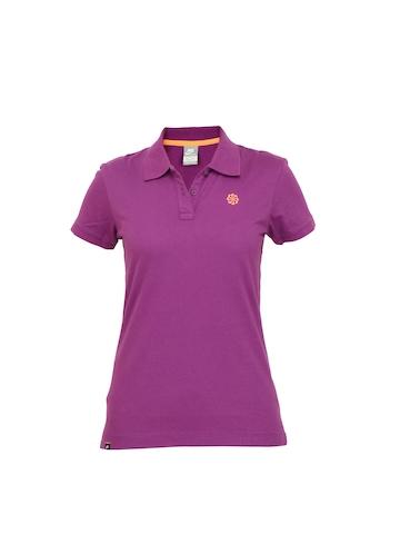 Nike Women Purple Polo Tshirt