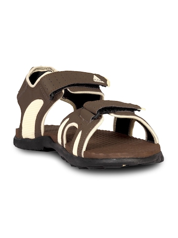 Adidas Mens Lightbone Brown Sandal