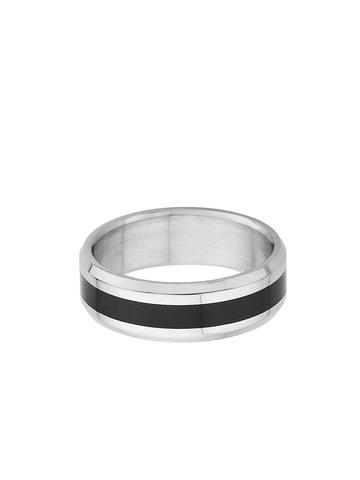 Revv Men Steel Ring