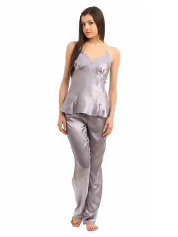 Bwitch Lavender Orchid Pyjama Set