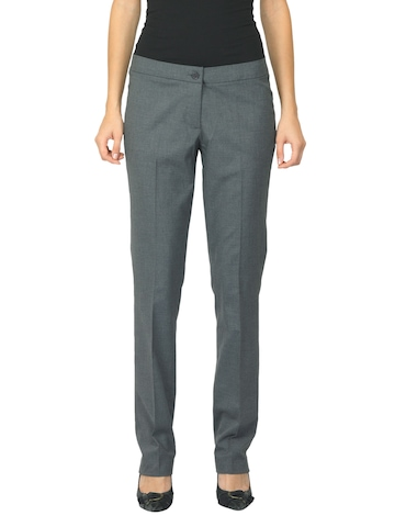 Scullers For Her Grey Trousers