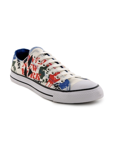 Converse Men United White Casual Shoes