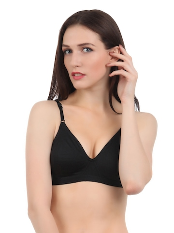 Lovable Women Encircle Black Bra