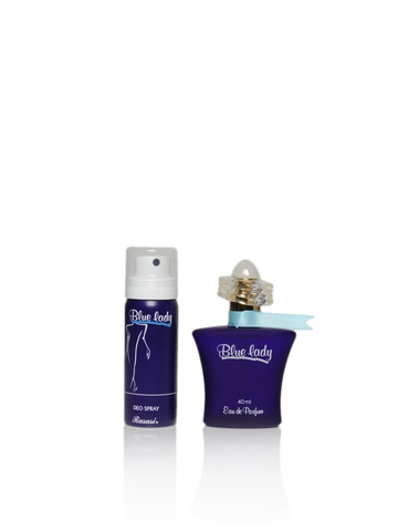 Rasasi Women Blue Lady Perfume