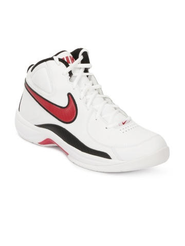 Nike Men Overplay White Sports Shoes