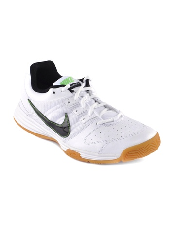 Nike Men White Court Shuttle IV Sports Shoes