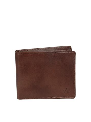 Arrow Men Brown Wallet