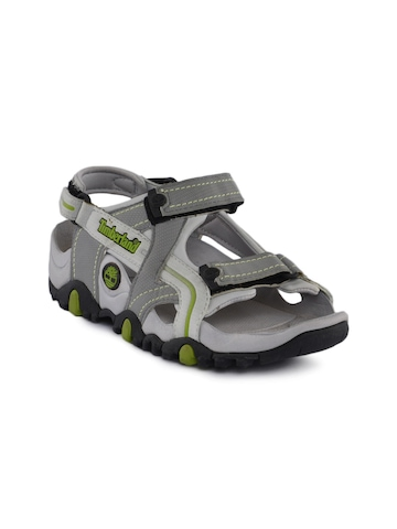 Timberland Women Grey Sandals