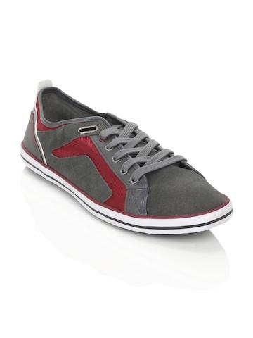 Spinn Men Agile Grey Shoes