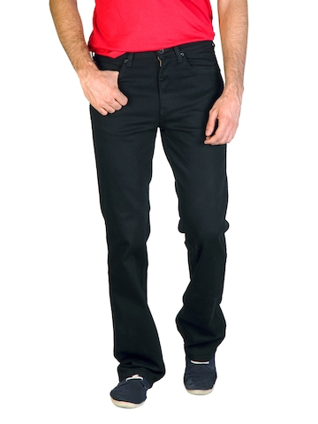 Wrangler Men Black Texas Jeans