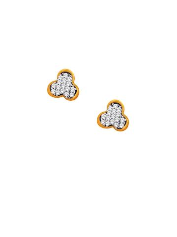 Lucera Women Gold Earrings
