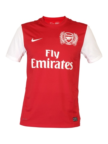 Nike Men Arsenal Red Jersey