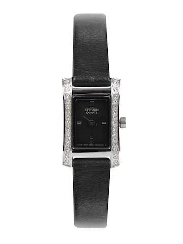 Citizen Women Black Dial Watch