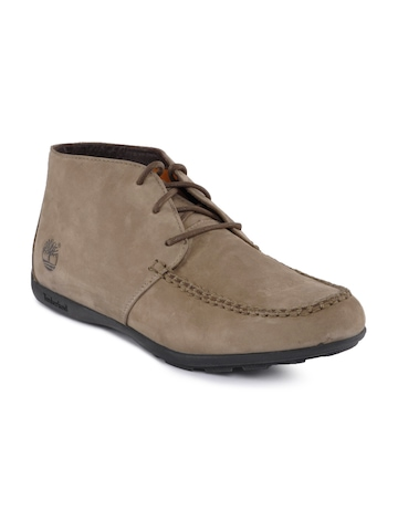 Timberland Men Light Brown Casual Shoes