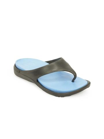 Gliders Women Blue Spinergrey Flip Flop