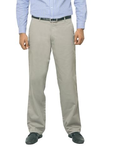 Basics Men Khaki Trousers