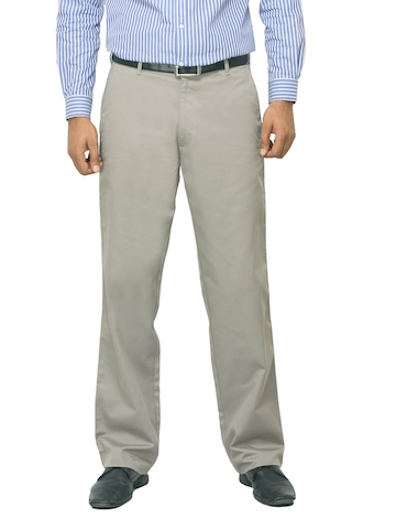 Basics Men Khaki Trousers